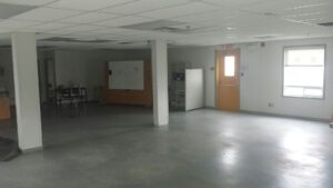 2100 sq ft portable building with washroom pic2